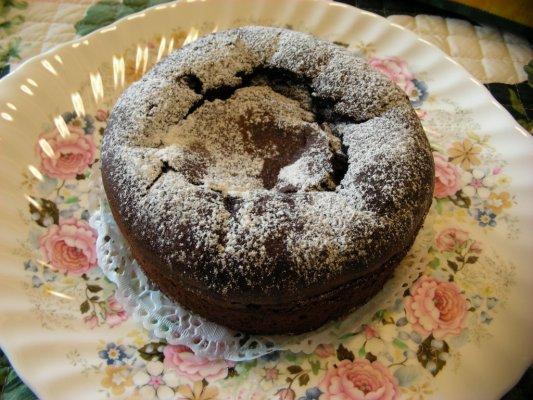 謝謝 けいちゃん 親手幫閒妻做的生日蛋糕,好吃極了!
