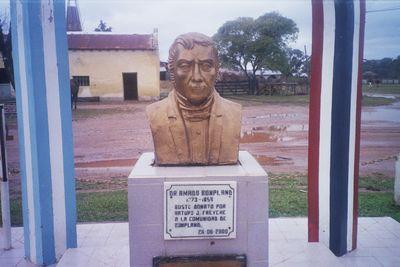 busto Bonpland