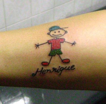 tattoo desenhos tatto..feita sexta passada,,,desenho.pra futura tattoo e