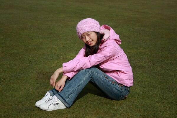 高尔夫草坪倒是一年四季保持常绿